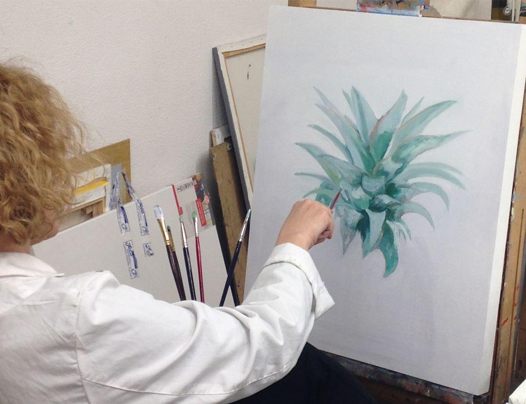 Escuela de pintura Galería Montsequi
