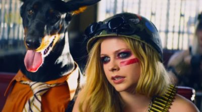 Avril Lavigne en Rock n Roll