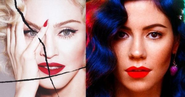 Rebel Heart & FROOT