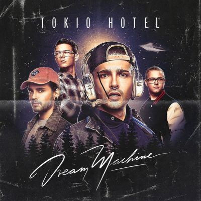 Crítica Dream Machine de Tokio Hotel