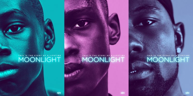 Cartel de la película Moonlight