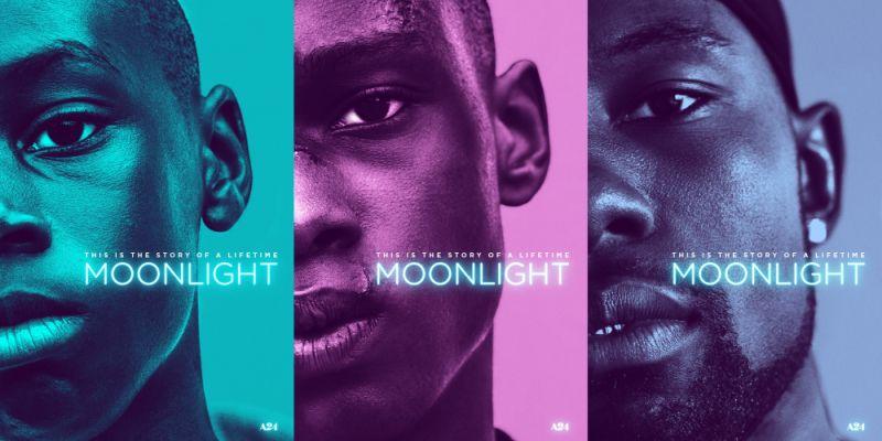 Cartel de la película Moonlight