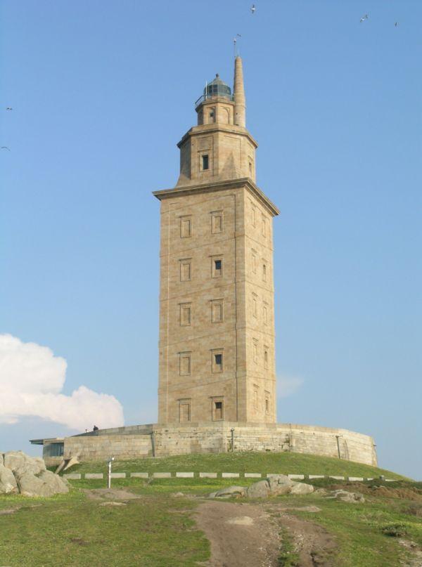 Excepción: Torre de Hércules (La Coruña)