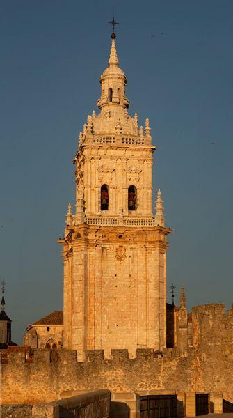 Torre de la Catedral de la Asunción de El Burgo de Osma