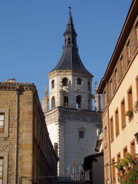 Torre de la Catedral Vieja o de Santa María de Vitoria