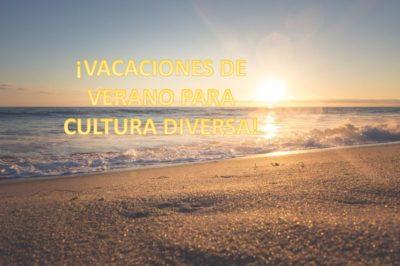 Vacaciones de Cultura Diversa