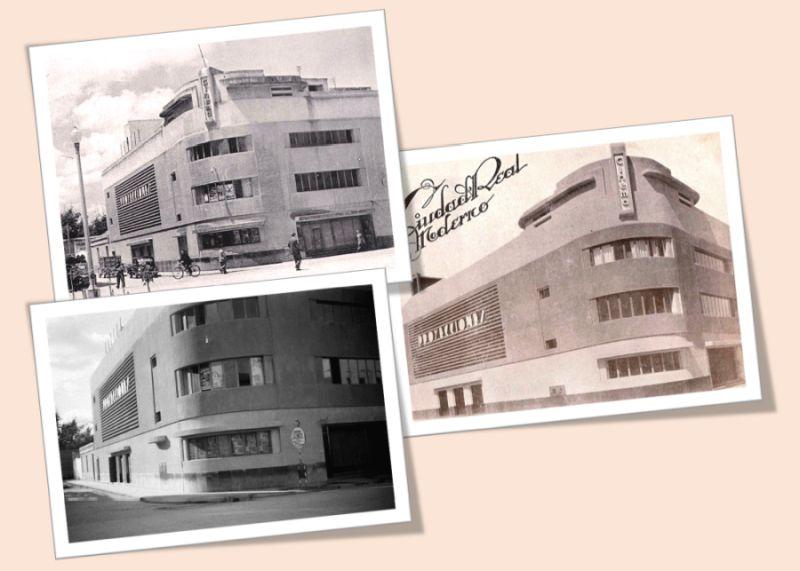 Art Decó de Castilla-La Mancha desaparecido