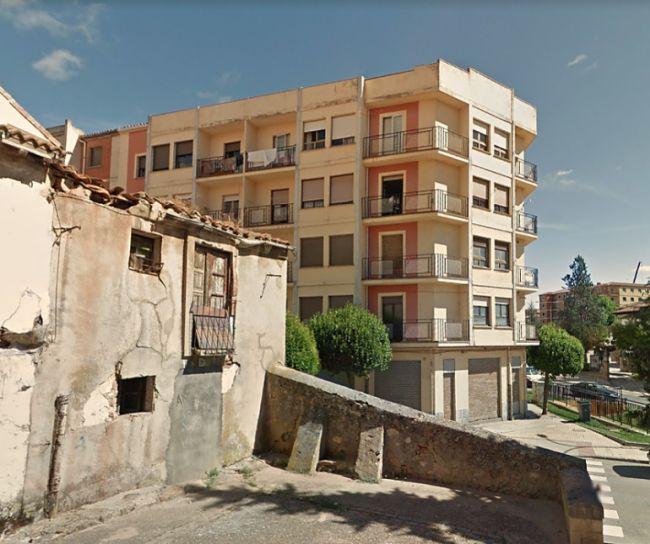 Sutil Art Decó de Soria.
