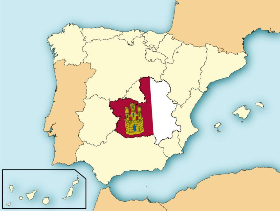art decó de Castilla-La Mancha