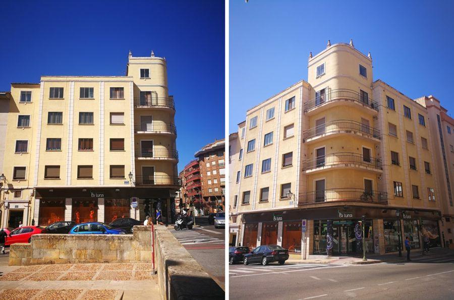 Art Decó de Soria, norte de España