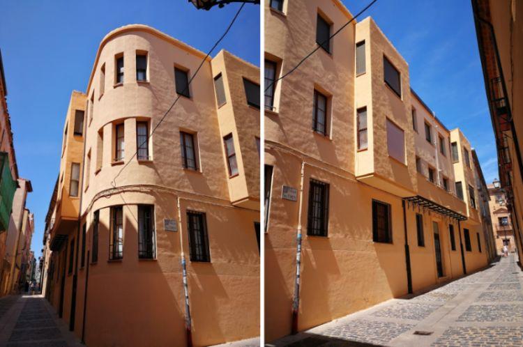 Art Decó de Soria calle Zapatería