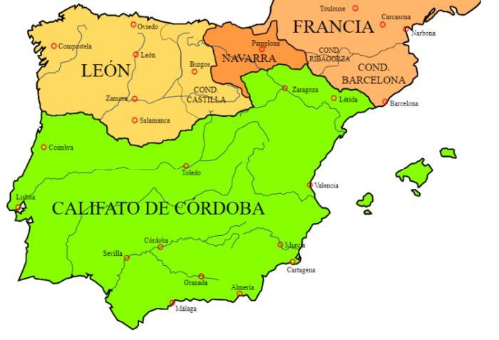 Origen de Cataluña: Condado de Barcelona en la Marca Hispánica