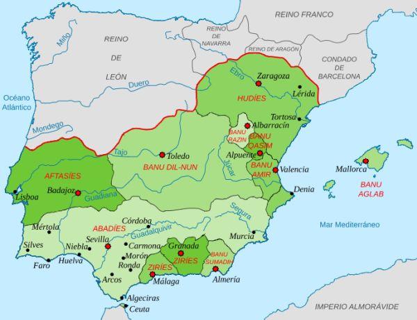 Marca Hispánica, el origen de Cataluña, a finales del siglo XI.
