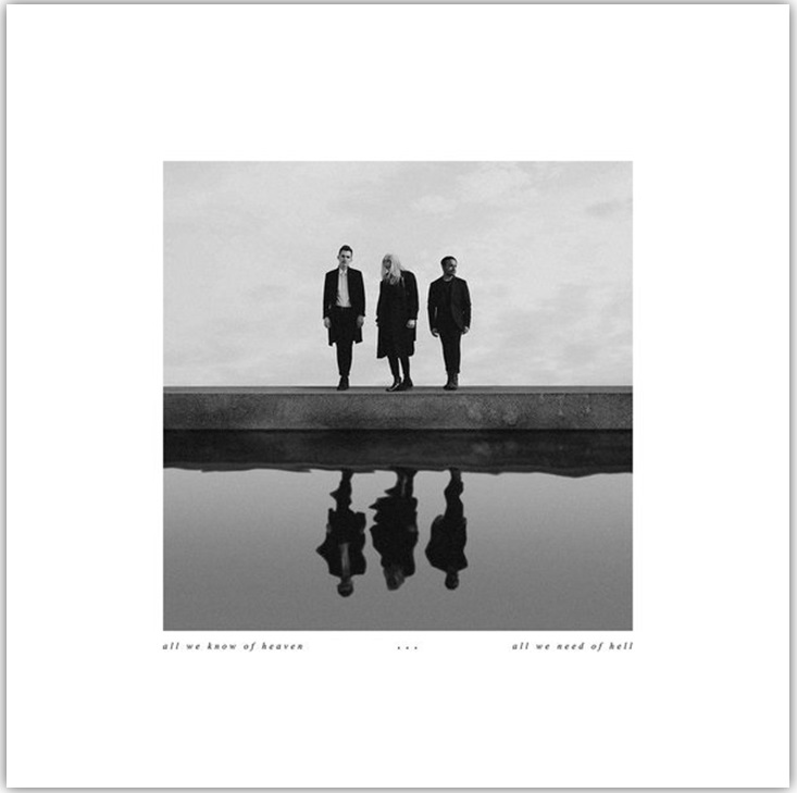 Portada de All We Know Of Heaven All We Need Of Hell de PVRIS