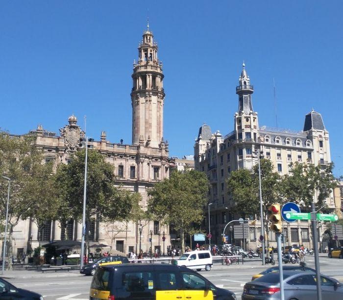 Origen de Cataluña Barcelona