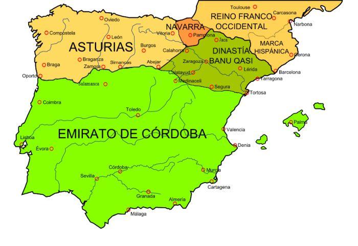 Marca Hispánica origen de Cataluña