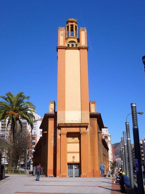 Instituto Provincial de Higiene (María Díaz de Haro 53)