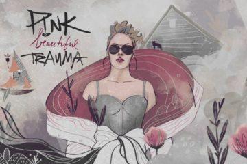 Beautiful Trauma Pink