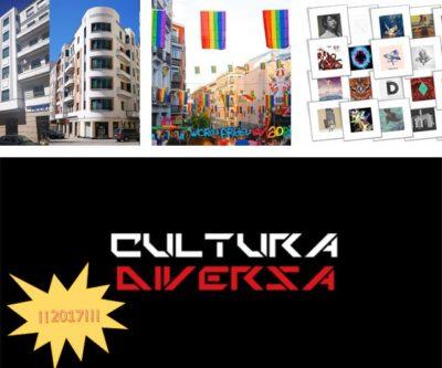 artículos más visitados Cultura Diversa 2017