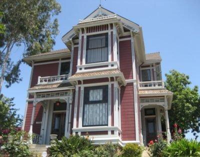 casas de embrujadas, la mansión Halliwell