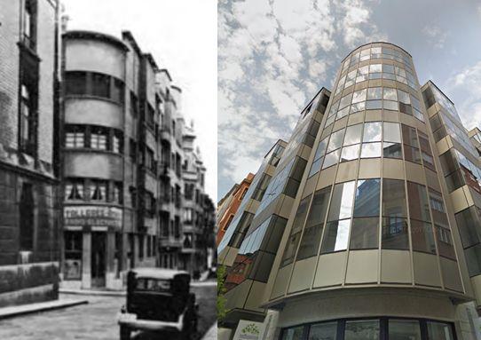 Gijón Art Decó desparecido