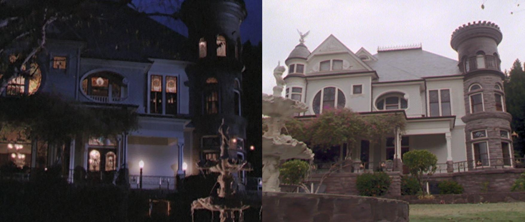casas de embrujadas tía gail