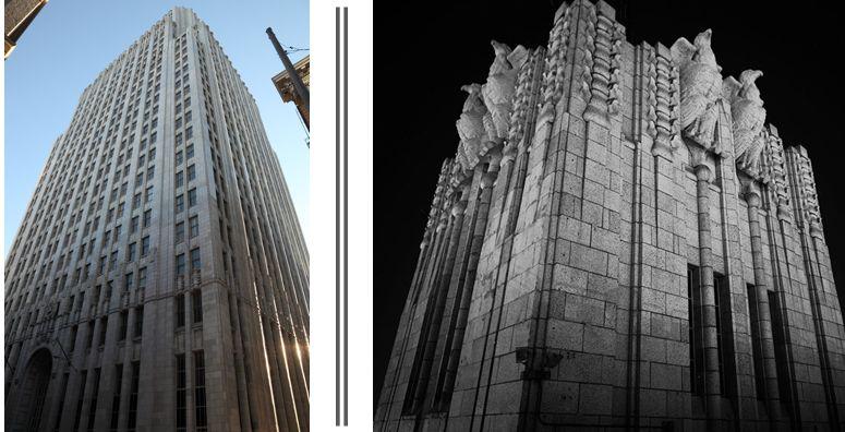 casas de embrujadas rascacielos
