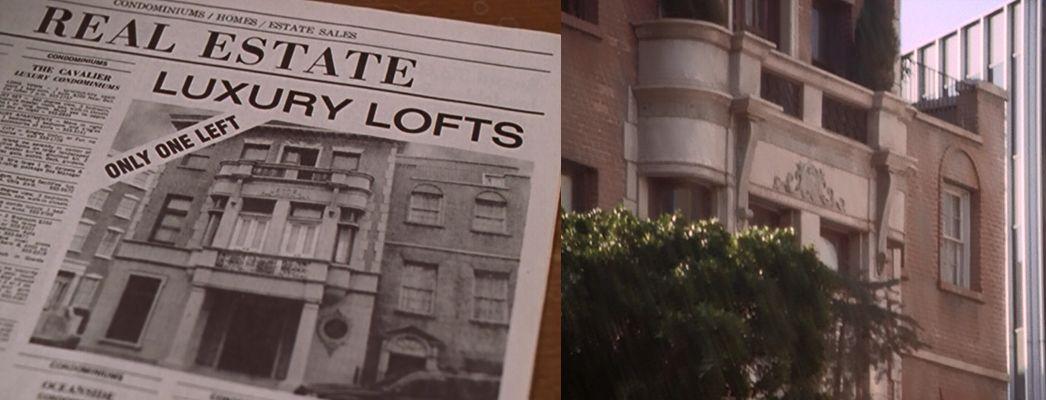 casas de embrujadas apartamento phoebe halliwell