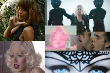 videoclips de Christina Aguilera Fall In Line