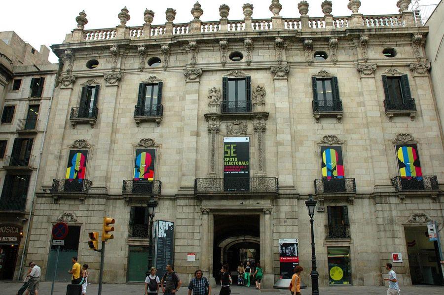 Palacio de la Virreina historia