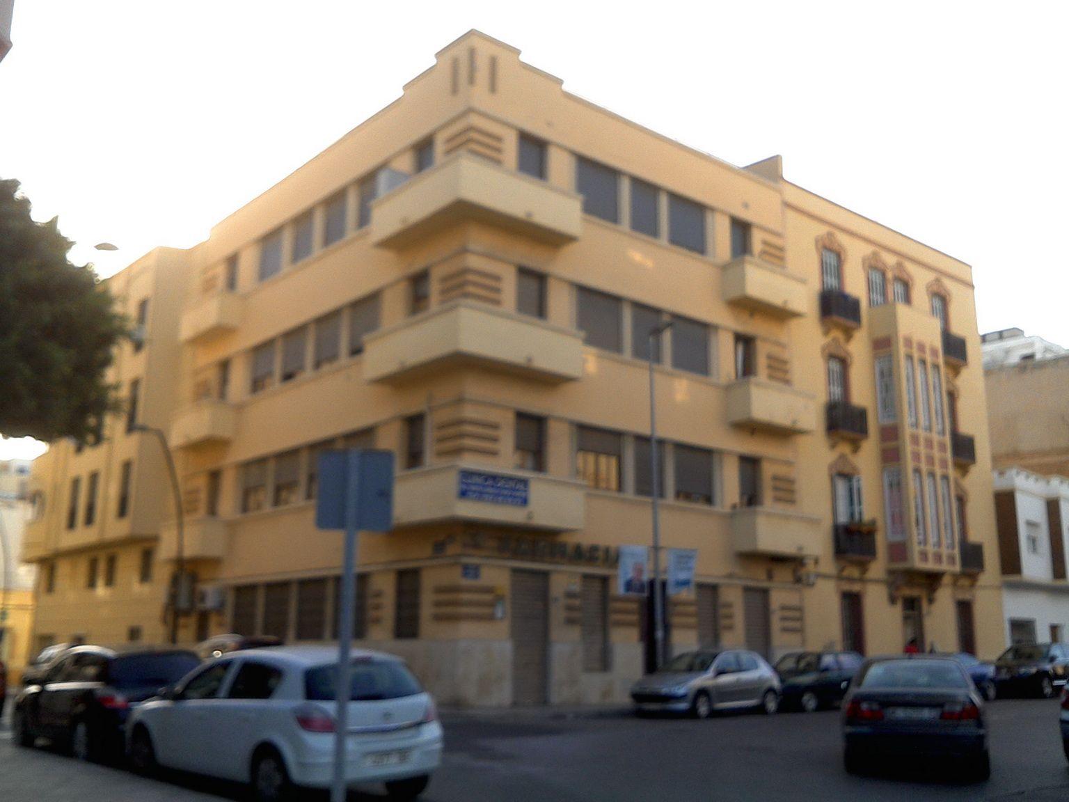 Calle Ibáñez Marín, 1