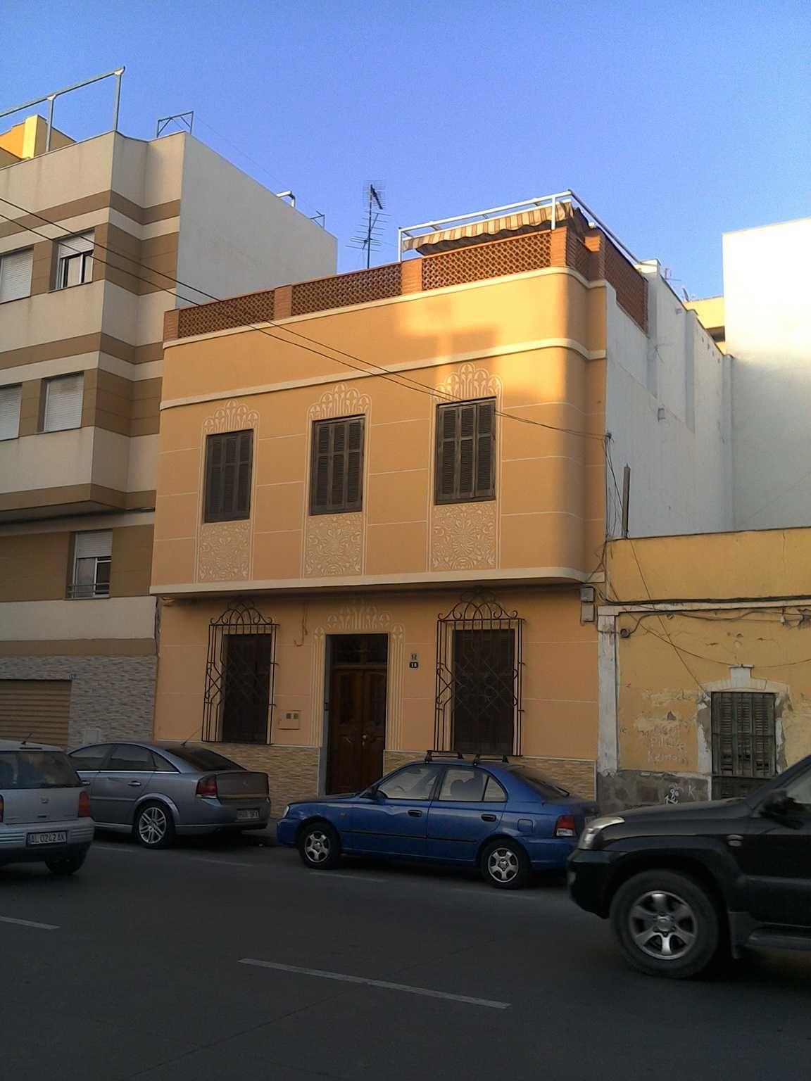 Calle Ibáñez Marín, 12
