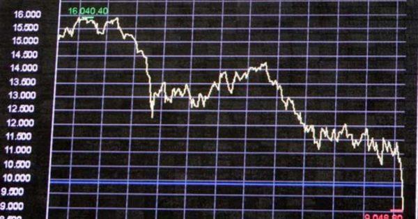 pobreza semana negra 2008 bolsas