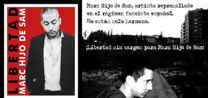 Pablo Hasél, Marc Falcó y unas canciones