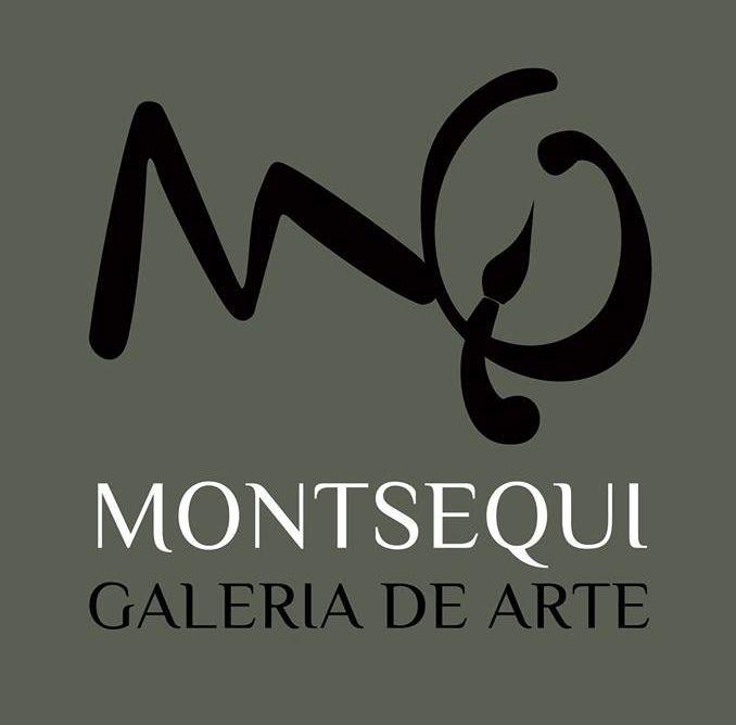 Logotipo de la Galería Montsequi de Madrid
