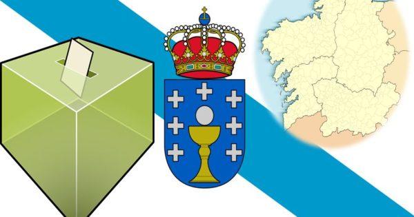 elecciones de Galicia 2012