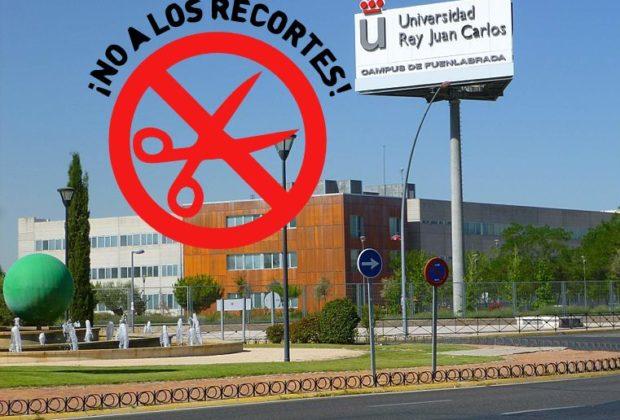 Recortes en educación España 2012