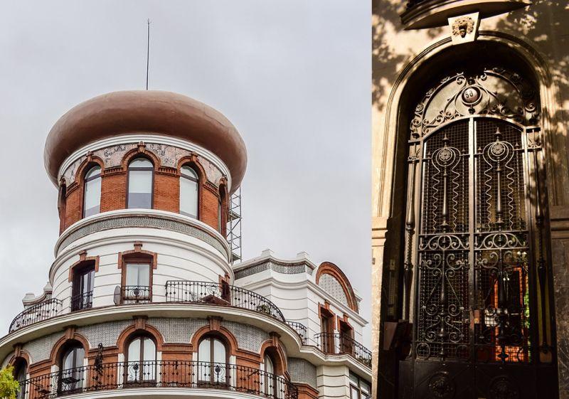 Edificio Críspulo Moro (calle Alfonso XII, 58)