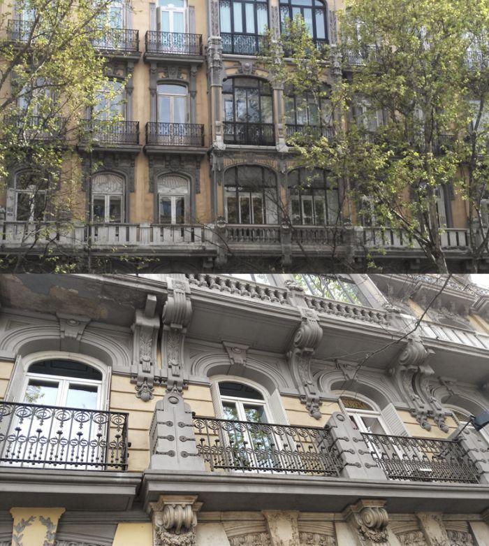 Viviendas para Gregorio Cano Mena (calle Alcalá, 52)