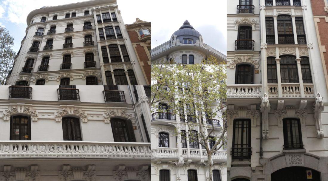Viviendas para Enrique Gutiérrez II (calle Alfonso XII, 38)