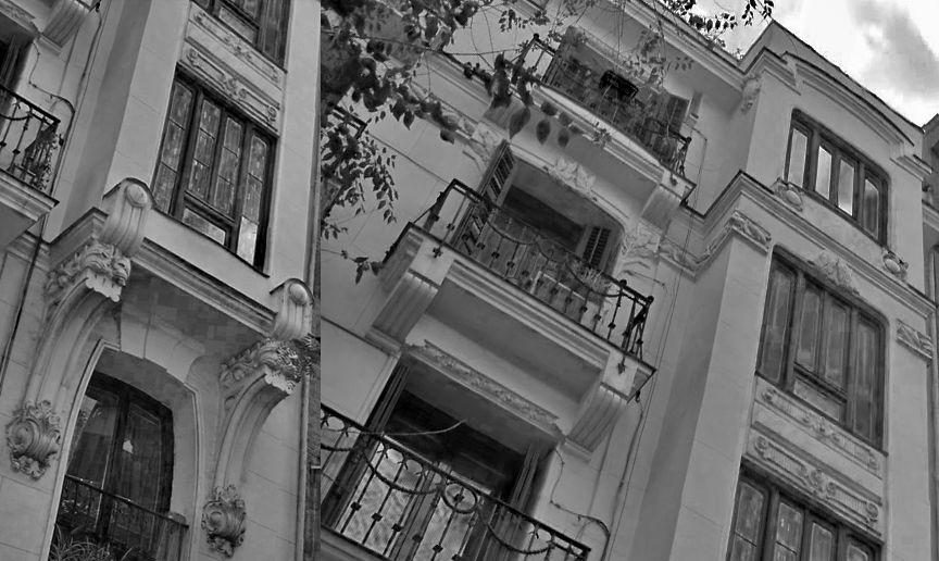 Viviendas para Julia Batres (calle Canarias, 14).