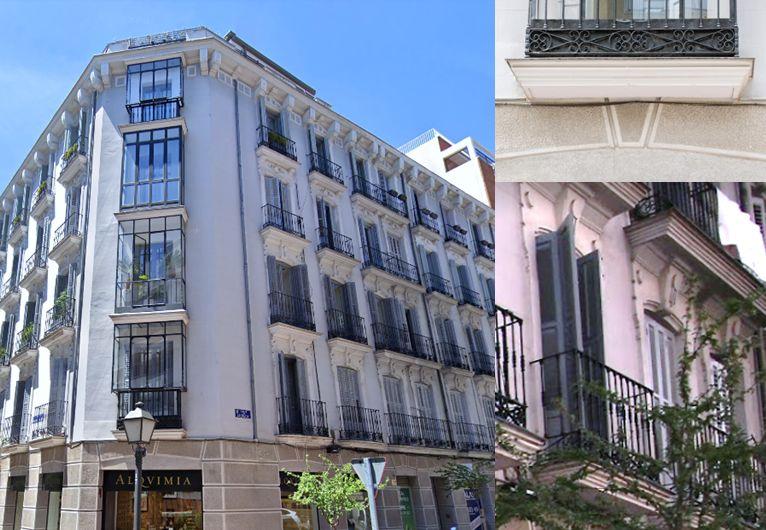 Calle Don Ramón de la Cruz, 13 y Lagasca, 69