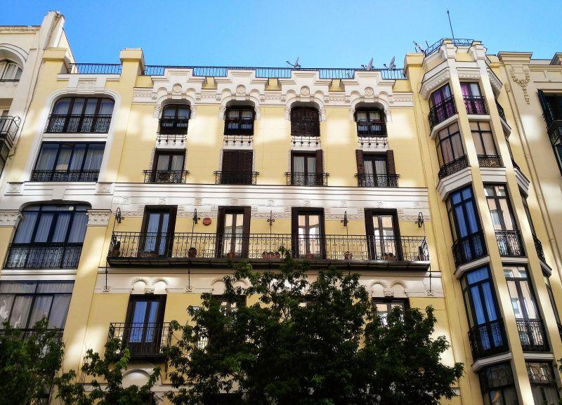 Viviendas para Soledad Fernández II (calle Francisco de Rojas, 11)