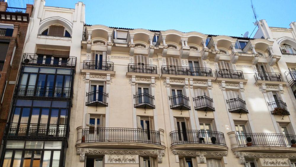 Viviendas para Soledad Fernández (calle Francisco de Rojas, 9)