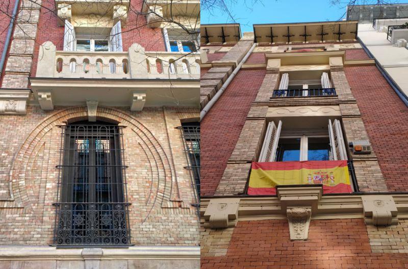 Viviendas para Francisco Escobar (calle General Arrando, 6)