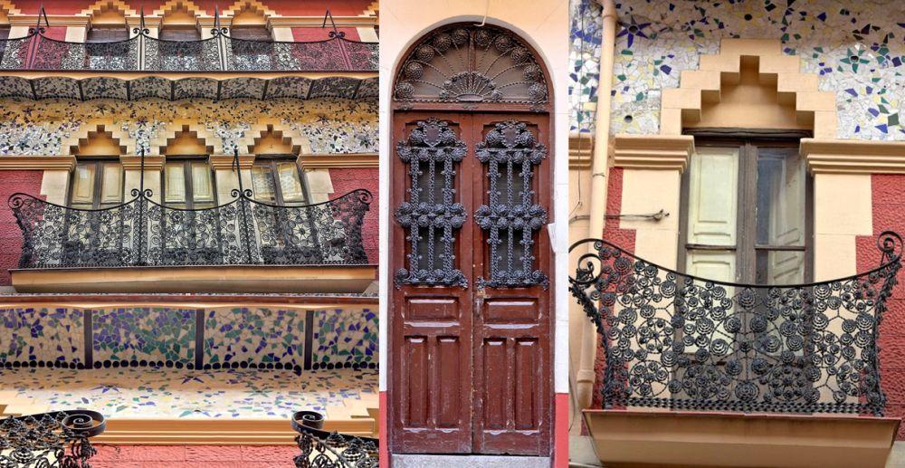 Casa-taller de Patricio Romero (calle General Palanca, 33)