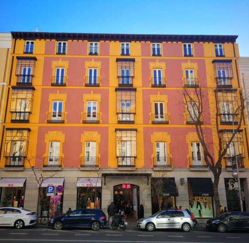 Viviendas para Félix de la Torre (calle Goya, 6)