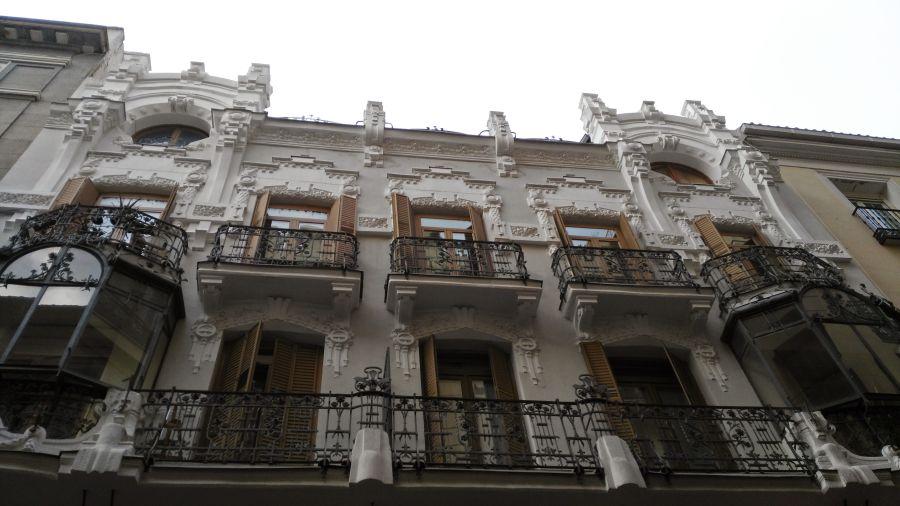 Viviendas para José Carnicero (calle Infantas 23)