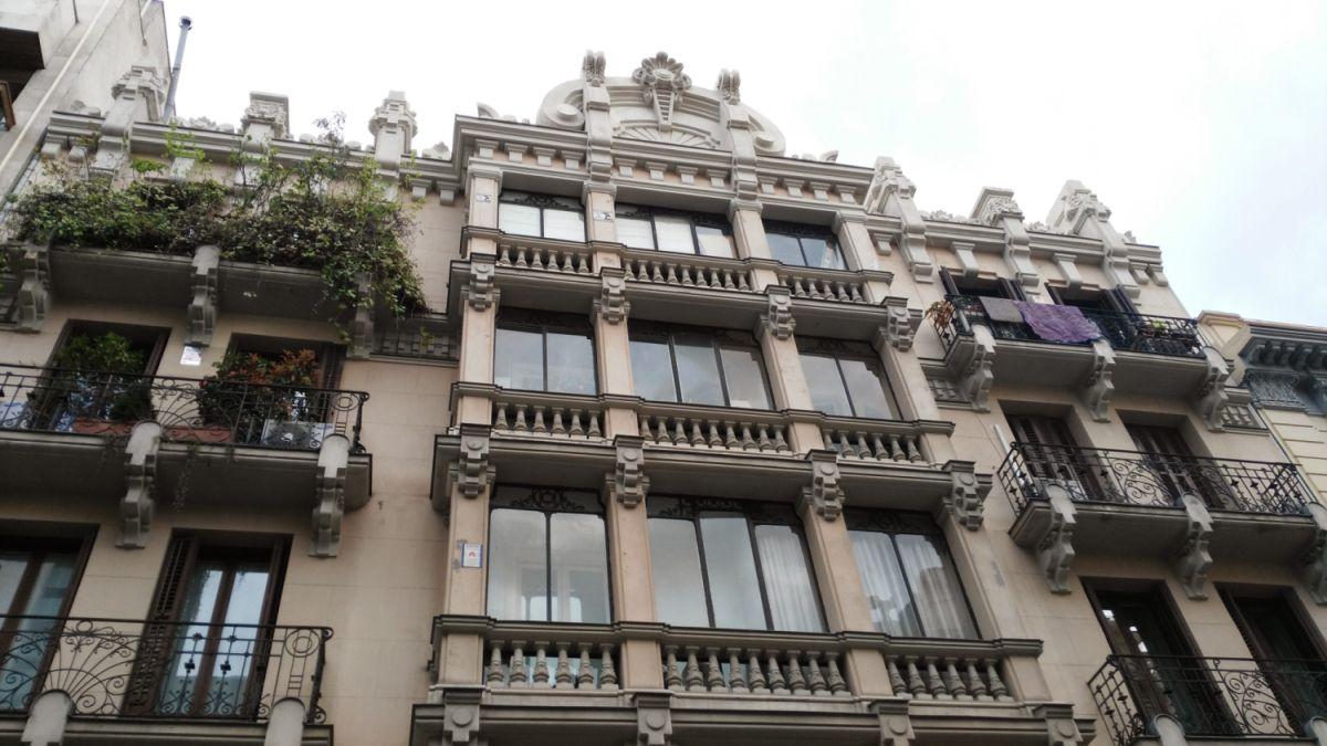 Viviendas para el Conde de Artaza (calle Marqués de Villamejor, 6)