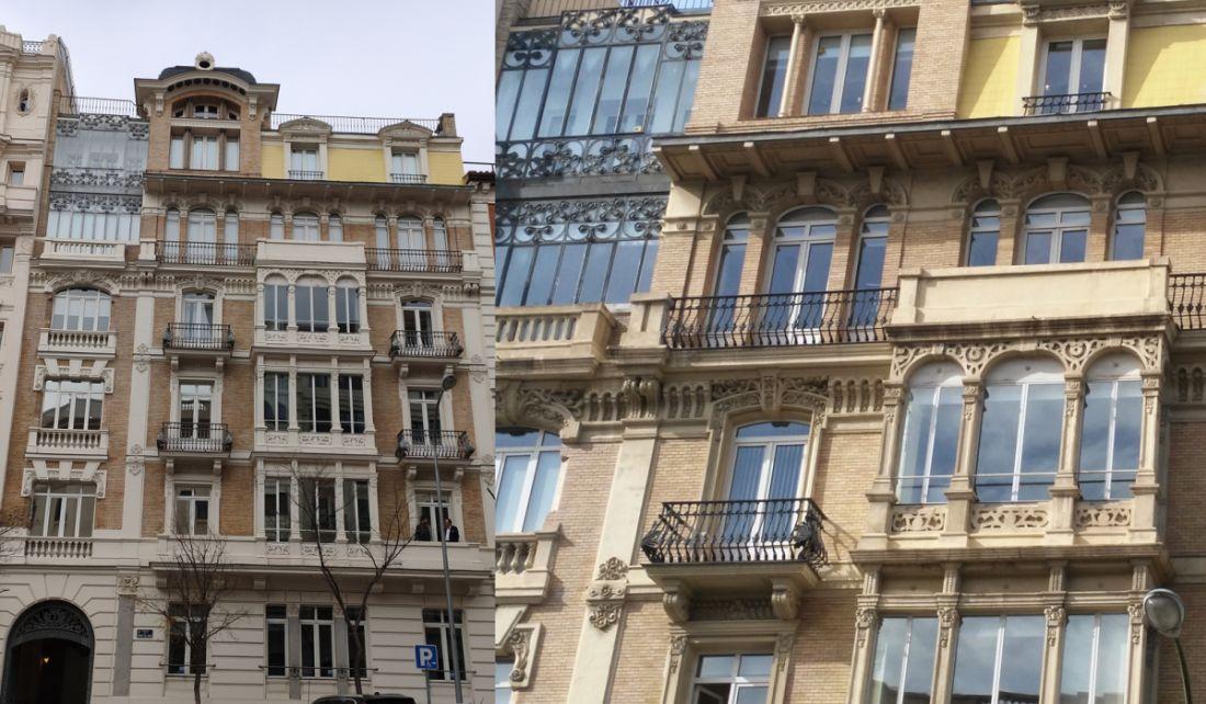 Viviendas para el Marqués de Morella (calle Montalbán, 7)